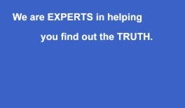 Experts At Finding The Truth - private investigator Dudley UK