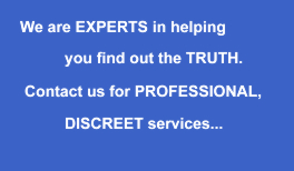 Professional and Discreet - private investigator in Dudley UK